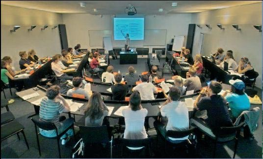 Europe business school and